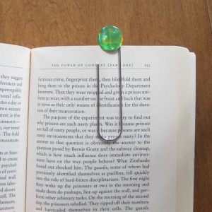Holographic Bookmark